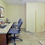 24 hour Business Center with complimentary self-serve fax and photocopy services