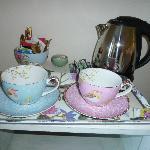 Quality, pretty cups