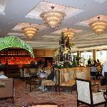 The Taj Lobby