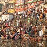 Mistico, MIstico, paseo por el Rio Ganges