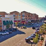 Walking distance to fun Mayfaire Town Center!