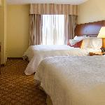 Well appointed guest rooms