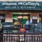 Seamus McCaffrey's