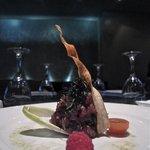 Le tartare de thon du chef