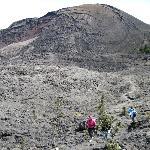 Lava mounds