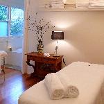 Stunning treatment rooms