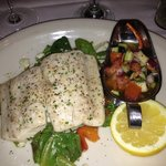 Mahi Mahi gluten free at Bob's steak house