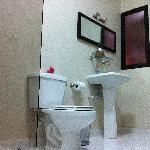 confortable bathrooms
