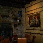 Saloon decor