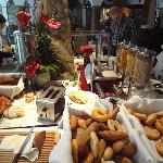 1Fレストランでの朝食