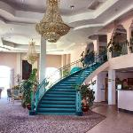 Lobby Forest Villas