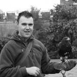 Falconry at Dromoland Castle