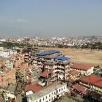 Bhimsen Tower - view from the top