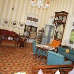 Dubash Hall, Common room for guests