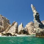 Approaching Lovers Beach/Baja Rock