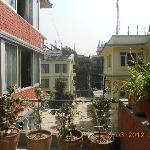 view from 3rd floor terrace