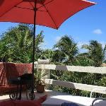 View from Balcony at Casa Amor Del Sol