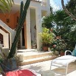 Poolside at Casa Amor Del Sol