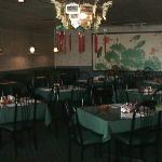 Interior, Magic Wok Restaurant, Johnson City, TN