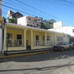 Front of El Puerto