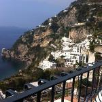vista terrazzo da Hotel Il Gabbiano