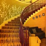 Beautiful staircase to