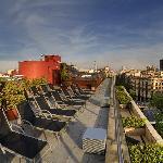 SOLARIUM PISCINA SILKEN GRAN HOTEL HAVANA