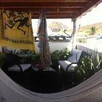 terrazza fitness,relax,stendipanni