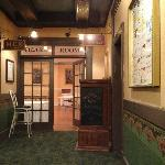 This is the restaurant and ballroom hallway. Looks as it did in 1967!