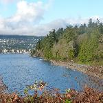 Third Beach and view of West Vancouver