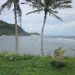 View fron the drive around the eastern end of Tutuila.