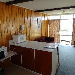 Küche / Wohnzimmer / Terasse