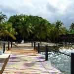 Back Durgon's pier