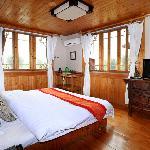 Standard Queen Room, Yangshuo Mountain Retreat, Yangshuo China