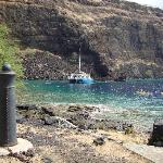 Another view of the Kealakekua Bay from the Monument