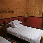 Twin guestroom, The Farmhouse, Yangshuo VIllage Inn, Yangshuo China