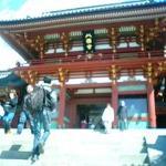 鶴岡八幡宮本殿