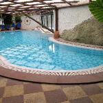 piscina termale al chiuso