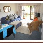 Evans Suite Lounge Area