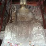 big Budda, see flowers for scale