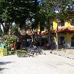 Plaza Playacar(rack pour les vélos)