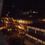部屋からの眺め 夜