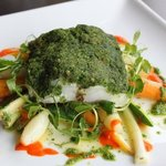 Herb Crusted Southwold Line Caught Cod