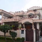 Front view of Jaipur Friendly Villa