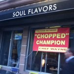 View of Soul Flavors from Grove Street