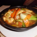 Claypot Vegetable