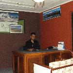 Hotel manager office