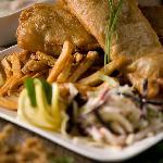 Fish n' Chips w/ Fresh Cut Fries