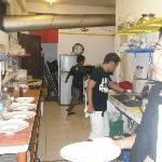 Owner & Chef Josh