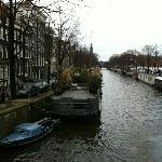 canal veiw from street